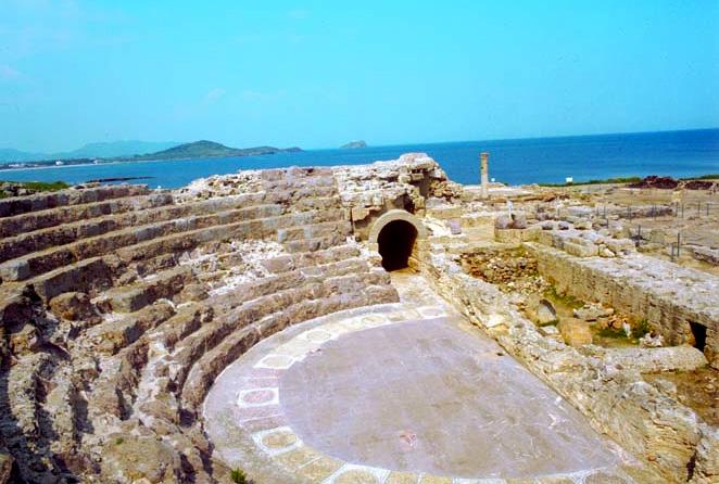 6° International Sardinian Summer School a Pula (Cagliari)