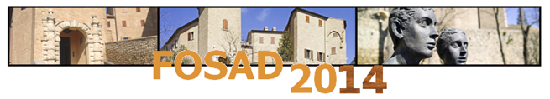 FOSAD 2014: 14th International School on Foundations of Security Analysis and Design
